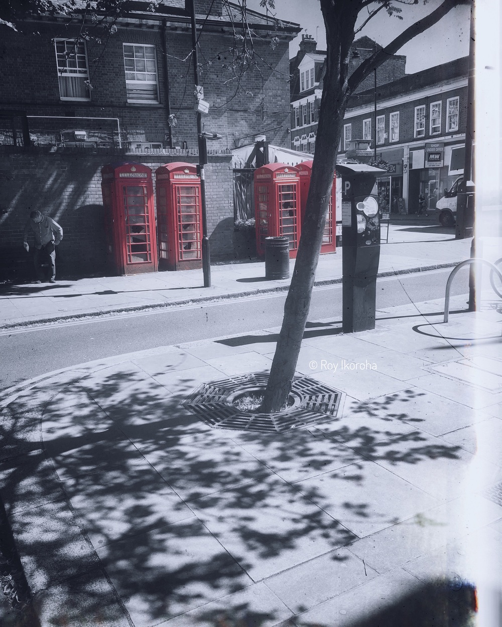 Enfield Town, London