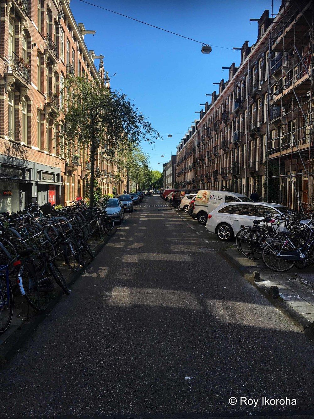 Derde Helmersstraat, Amsterdam, Netherlands