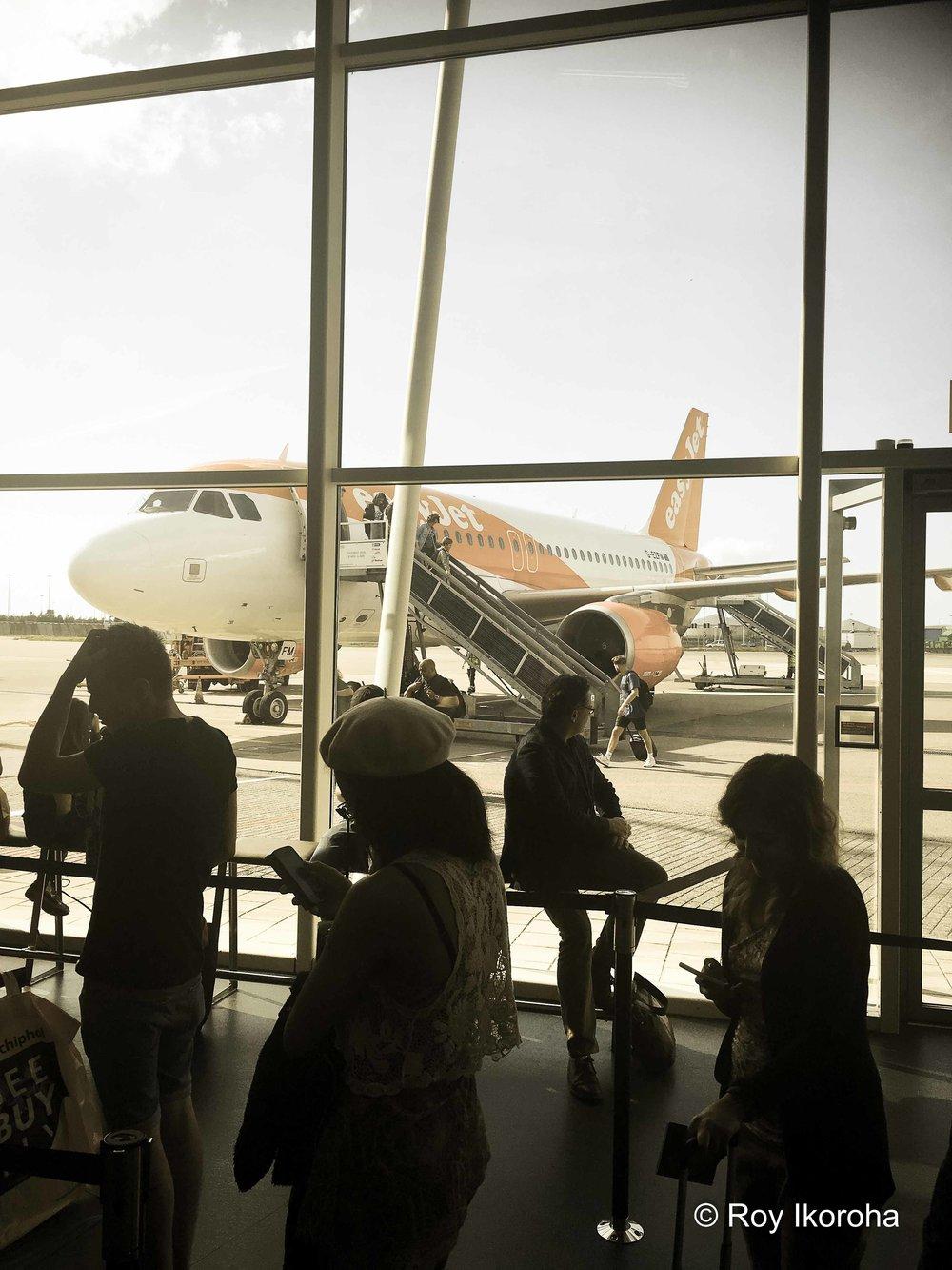 Schipol Airport, Amsterdam, Netherlands