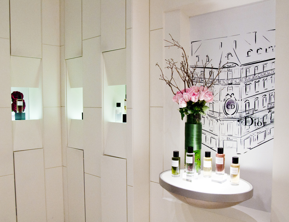 Bergdorf Goodman - Dior Fragrances
