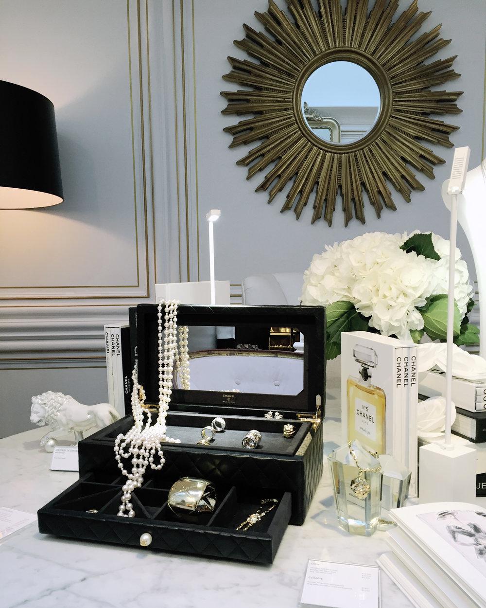 Chanel Jewel Box | Image by: Lauren L Caron © 2016