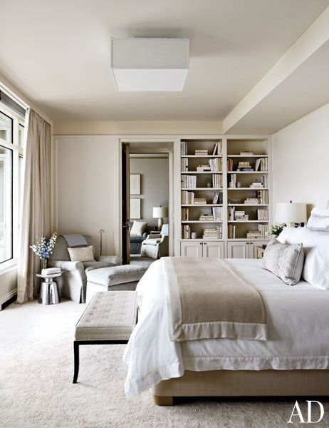 Cream Bedroom Decor: Cream + White Rooms, Designing Serene Spaces