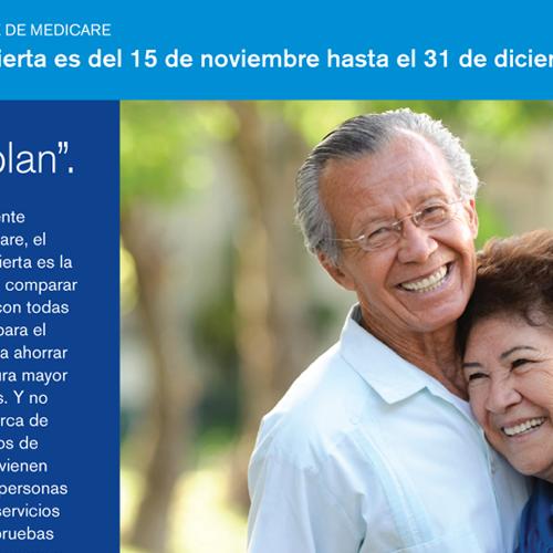 CMS Medicare Enrollment Spanish