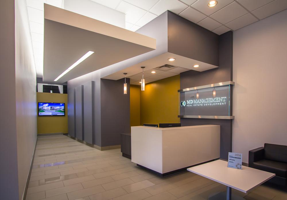 6,852 SF Mission, Kansas Interior Design And Construction