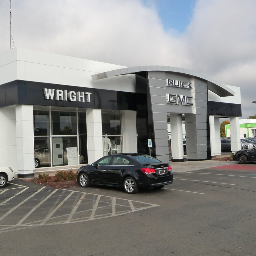 Wright GMC Wexford