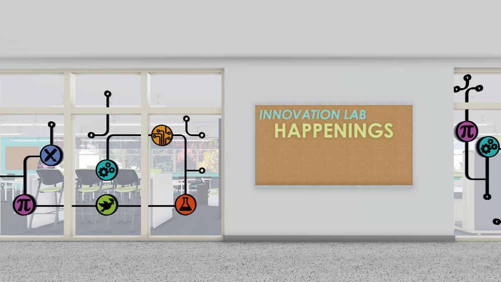 IN PROCESS: Innovation Lab Schematic Design