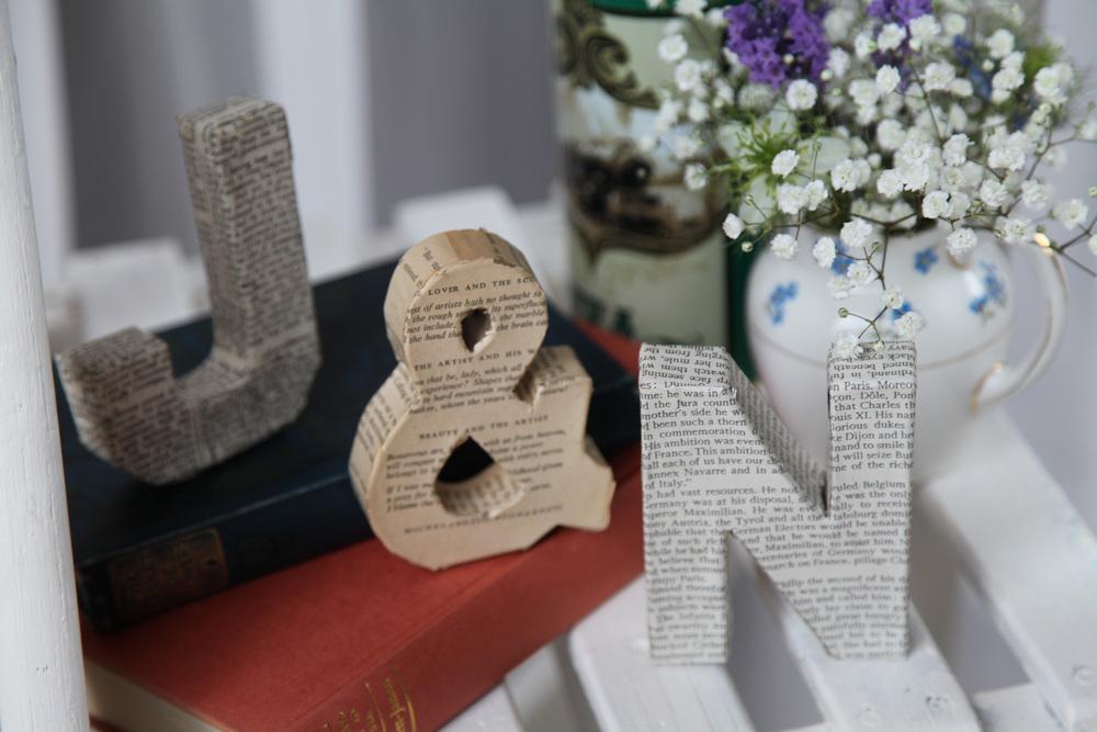J&N Letters