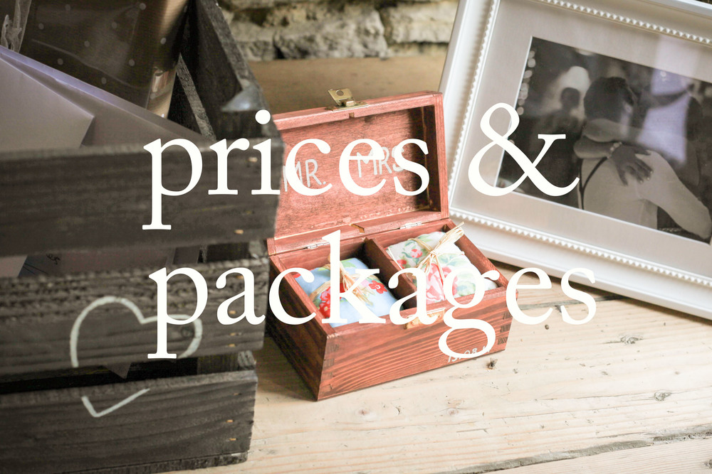 Joe Burford Prices and Packages