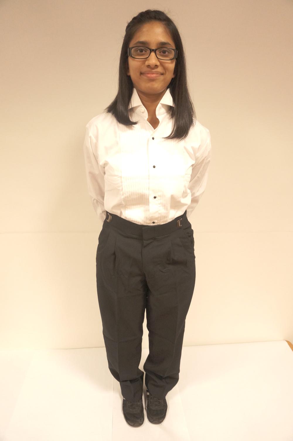 White Shirt And Black Pants - White Pants 2016