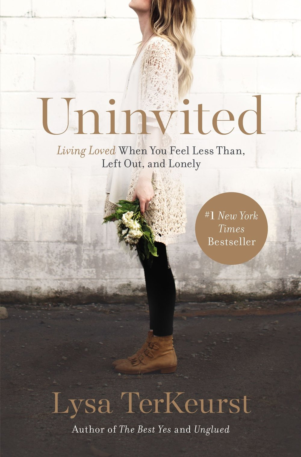 Click to buy Lysa's newest book Uninvited!