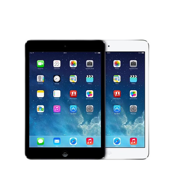 iPad mini avec écran Retina