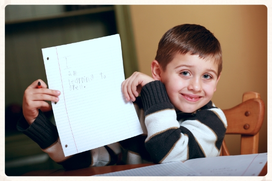 Daily Lesson Plan for the Struggling Writer and Speller - Dianne Craft