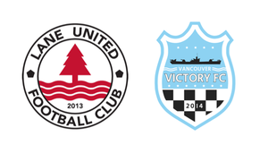 Lane United FC 2, Vancouver Victory 0 Tuesday, July 15, 2014 Goalscorers: Daley Stevens 57', Josep Baldoví 67' Yellow cards: Daley Stevens (LUFC) 87' Venue: Willamalane Center, Springfield, OR Attendance: 344 Referee: Edwin Tercero