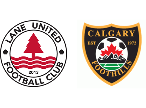 Lane United FC 1, Calgary Foothills FC 1 Friday, June 5, 2015 Venue: Willamalane Center, Springfield, OR Goalscorers: Timothy Mueller (LUFC) 27', Darius Ramsay (CFFC) 30' Cautioned: Brad Kamden Fewo (CFFC) 10', Timothy Mueller (LUFC) 24', Miguel Romeo (CFFC) 34', Jonathan Wheeldon (CFFC) 38', Cristian Couto (LUFC) 57', Cristian Cataluña (LUFC) 74', Will Seymore (LUFC) 90' Attendance: 505 Referee: Andrew Brooks