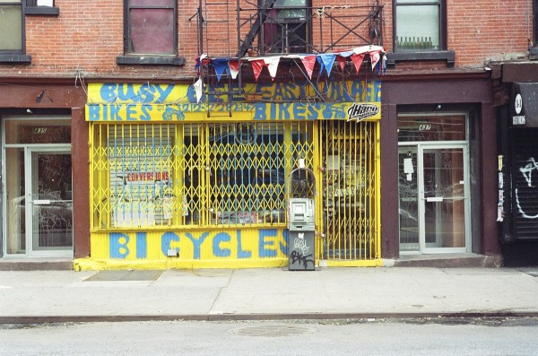 Busy Bee Bike Shop, East Village