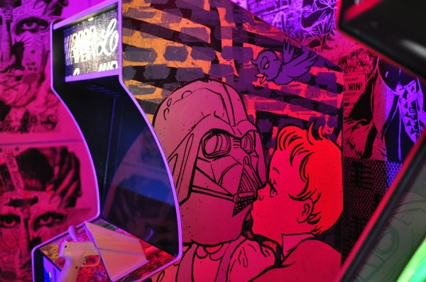 Darth Vader Kiss