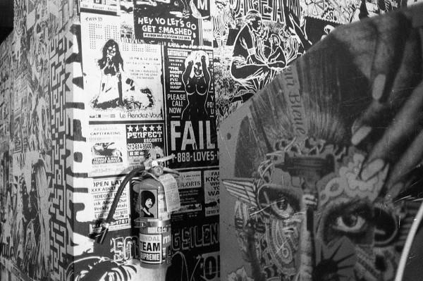 Arcade Wall