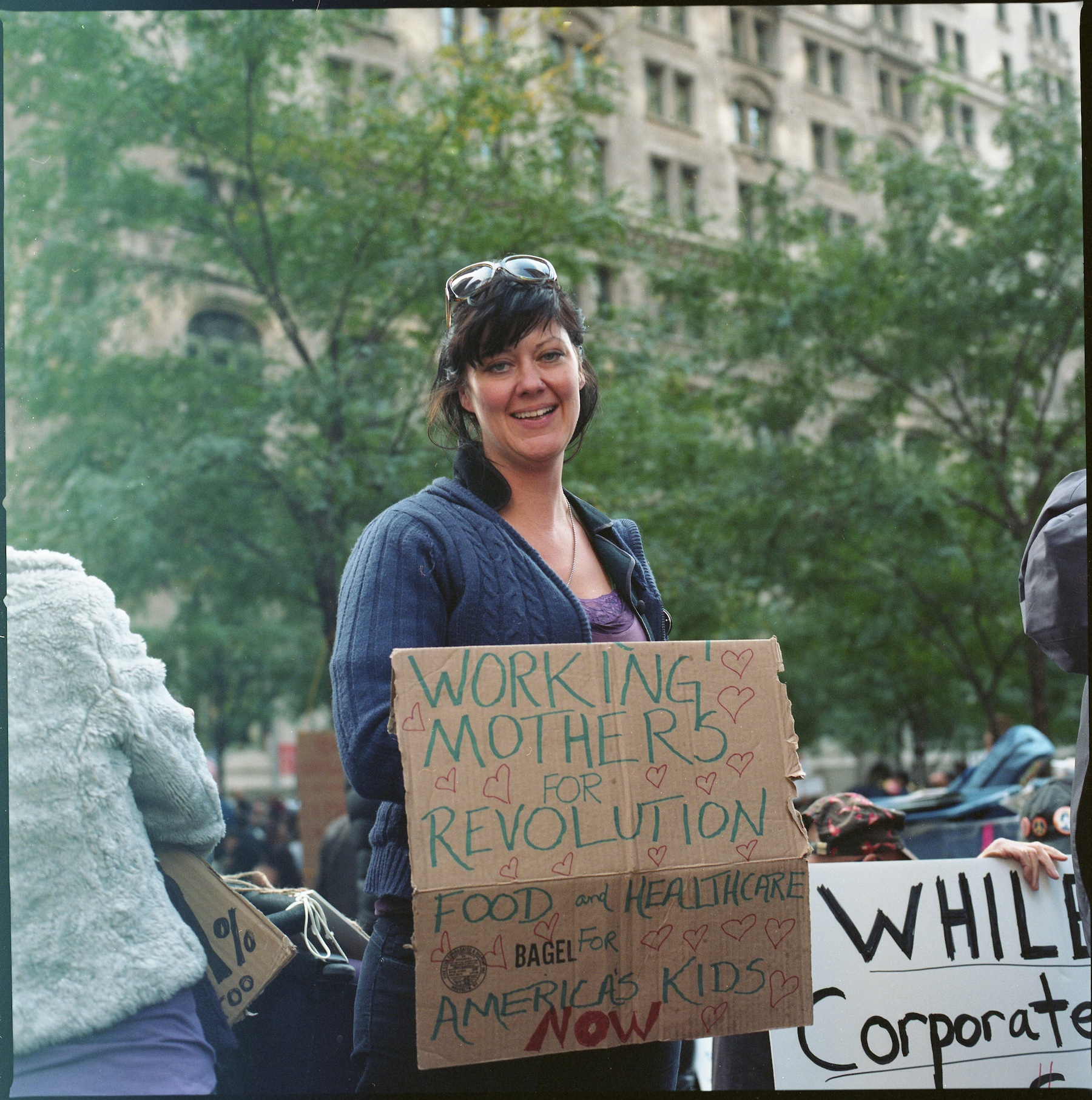 revolution working class and occupy wall Today's occupy wall street would require a revolution that would replace capitalist control with working-class los angeles review of books, 6671.