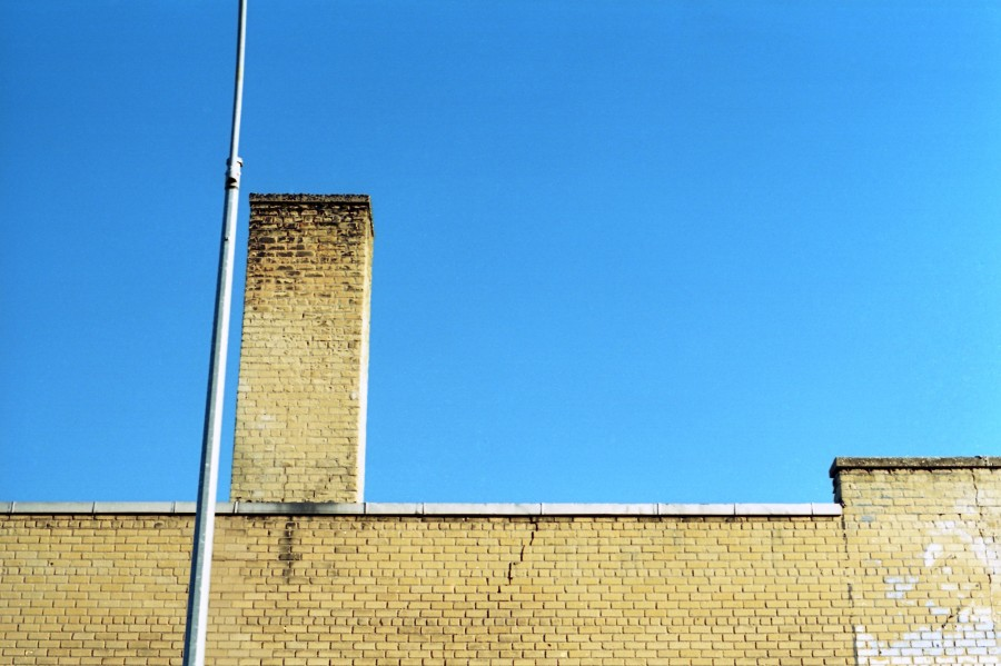 Yellow Brick and Blue Sky,