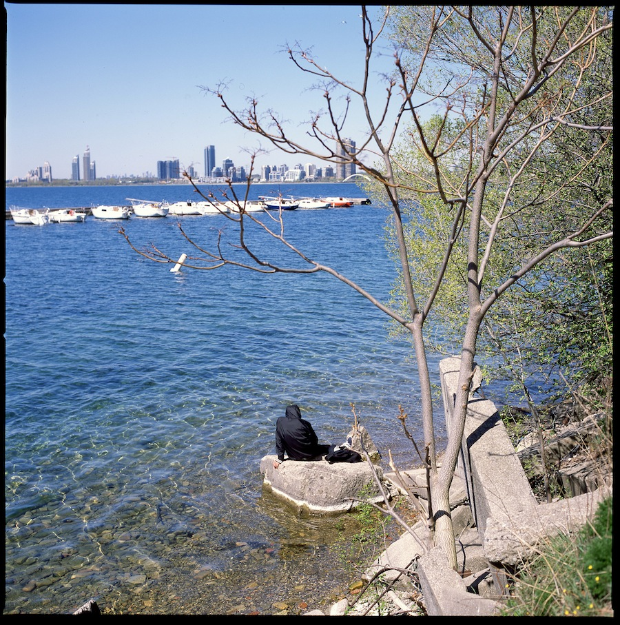 By the Water, Toronto, Fuji Provia 100 Slide Film