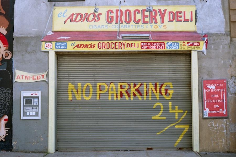 Spector's El Adios Brooklyn Bodega, Bushwick, Brooklyn, Kodak Ektar 100