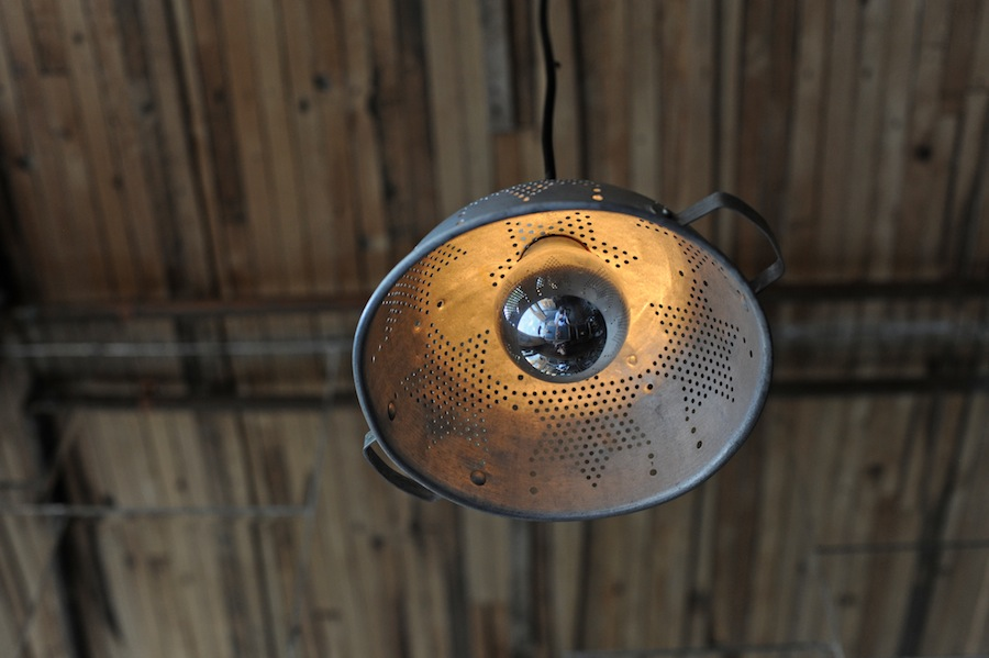Colander Light at Fort Reno, Park Slope, Brooklyn