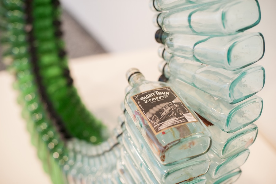 Night Train Bottle Sculpture, Hirshhorn Museum, Washington, DC