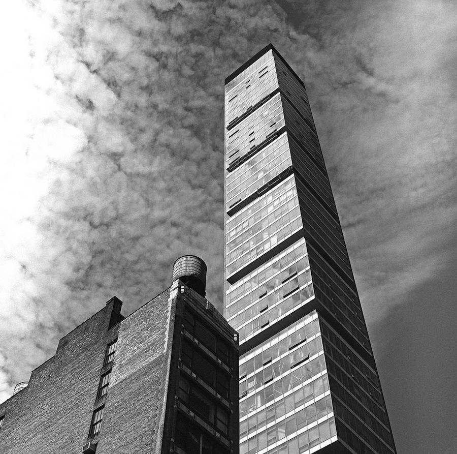 One Madison Park, NYC, Kodak Tri-X 400 Film