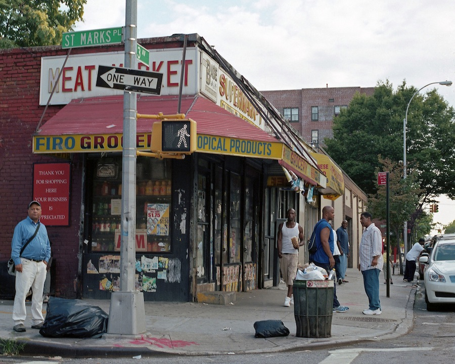 Brooklyn Bodega, Gowanus, Kodak Portra 400 Film