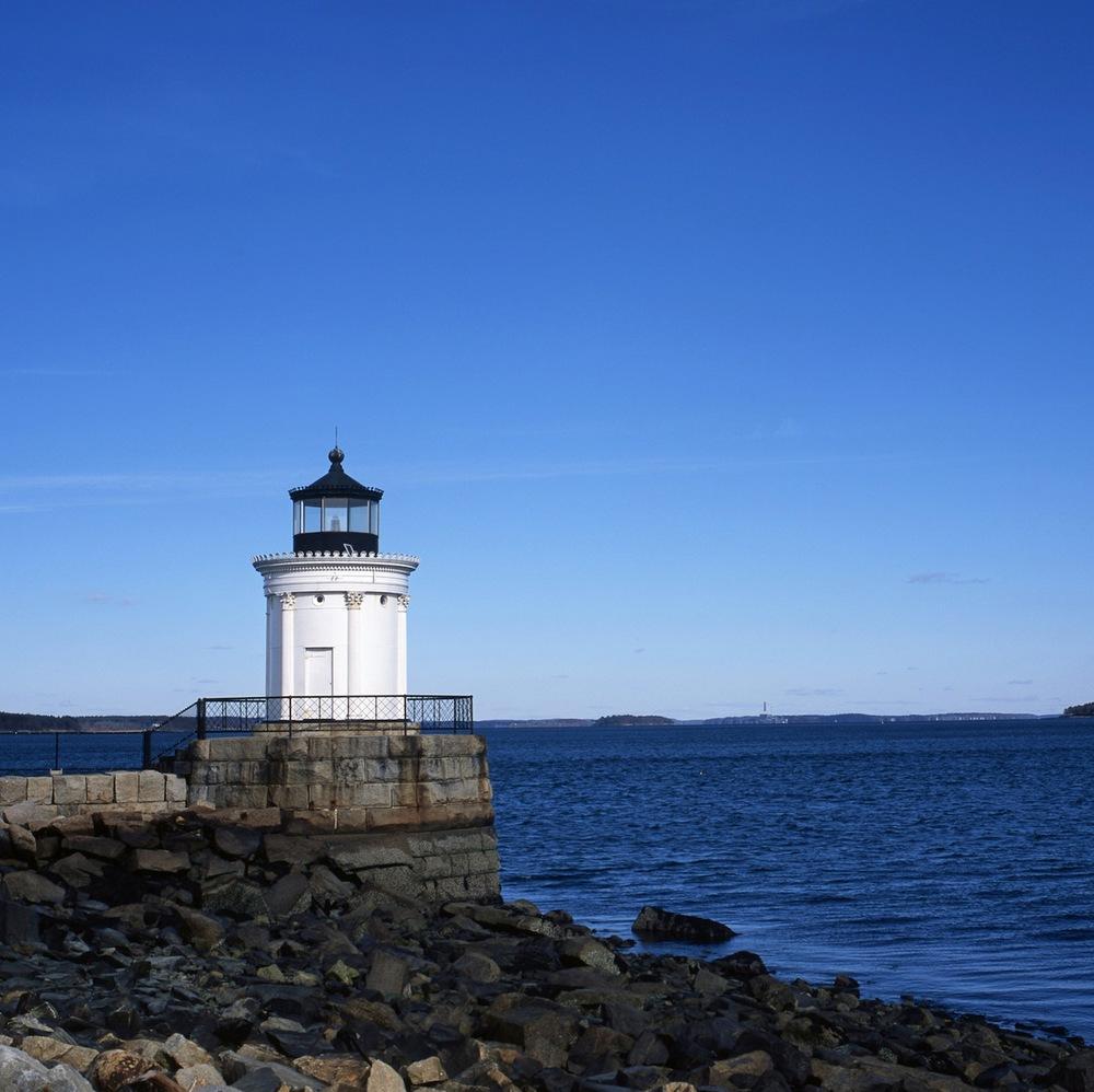 Film Photography: Portland, Maine — Shawn Hoke