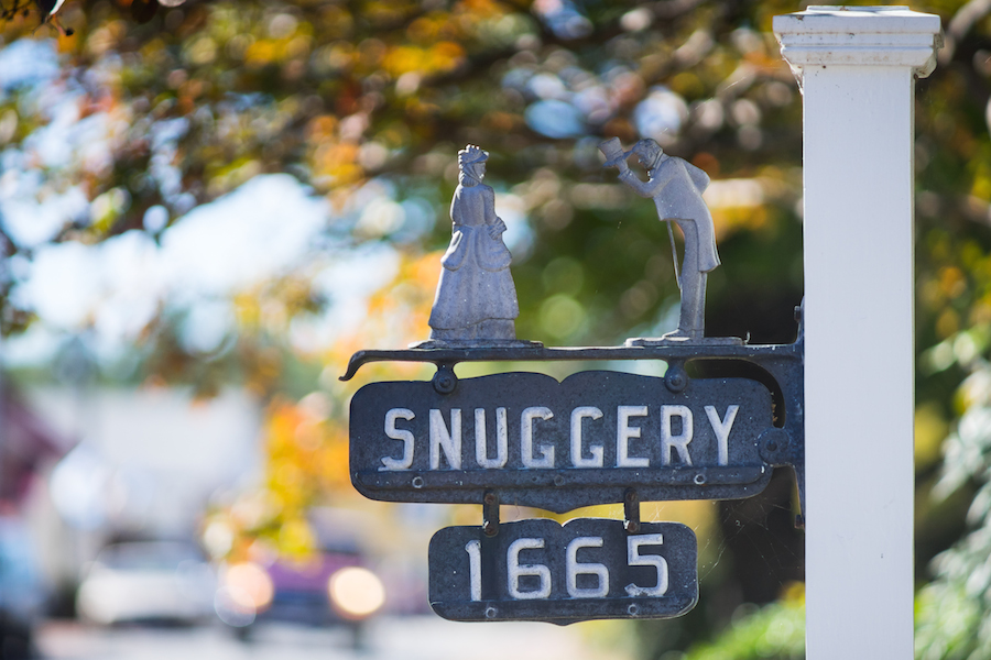 Snuggery, St. Michaels, Maryland - Sony a7 and Minolta PF Rokker 135mm f2.8 Manual Focus Lens