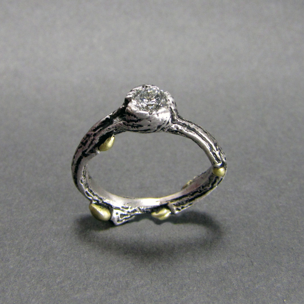 diamond inspired ring rings earth wedding brilliant cordoba nature news