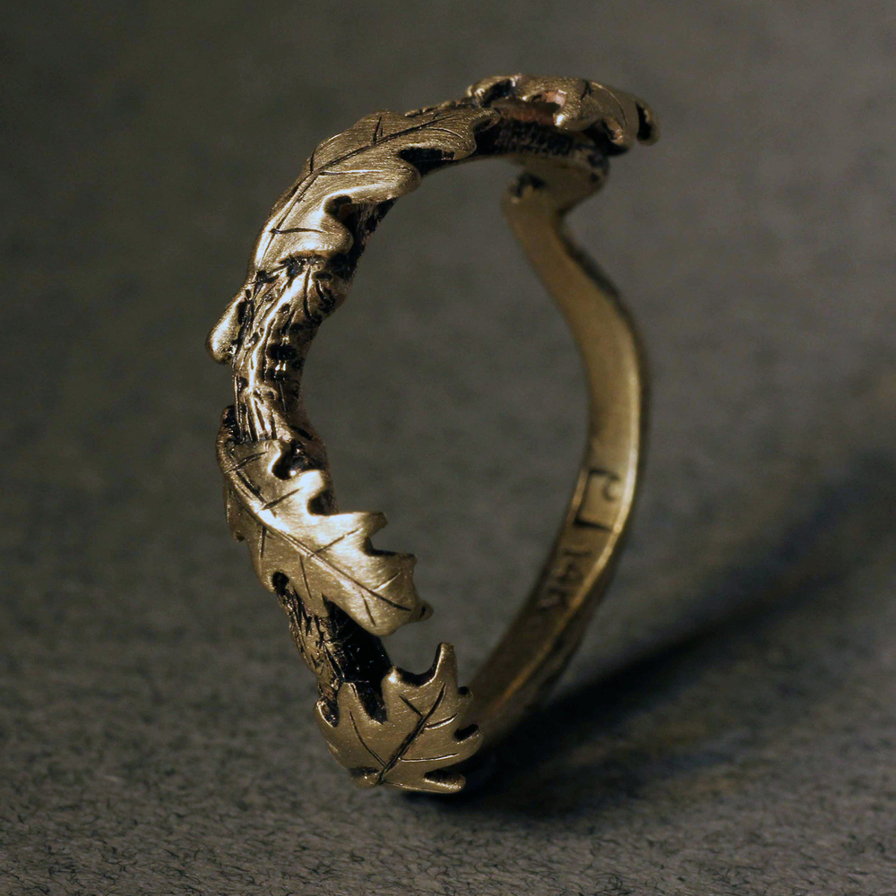 Tree Branch Engagement Ring  Photo#28