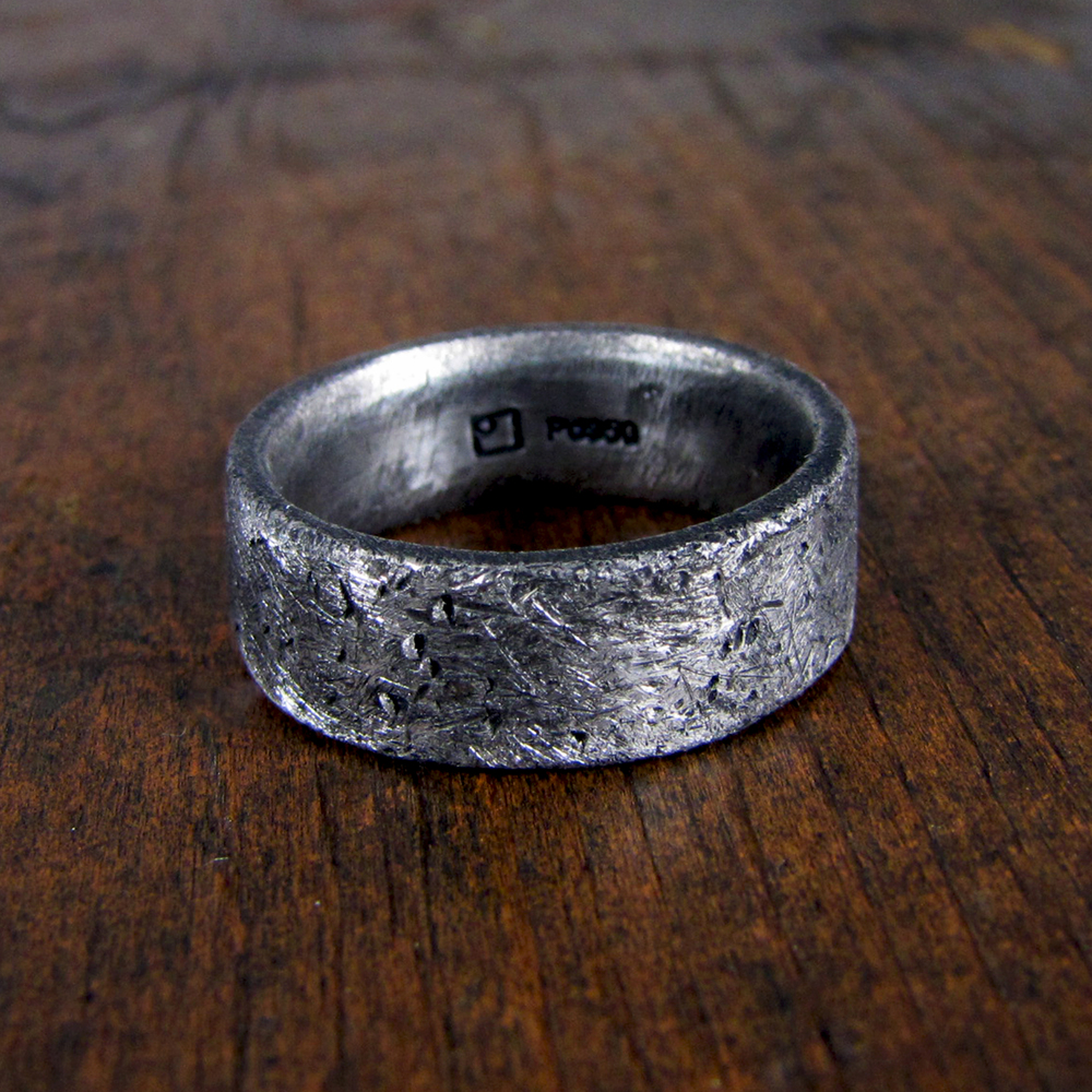 rustic wedding rings palladium wedding rings extraordinary The couple and guests will gather at the rustic spot on the grounds at cool design