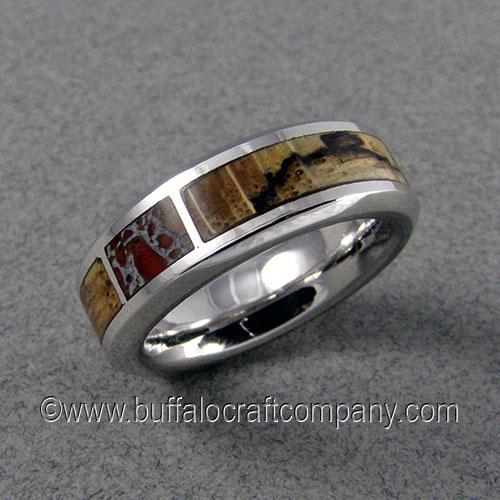 Stunning wedding rings Artisan wedding rings nyc
