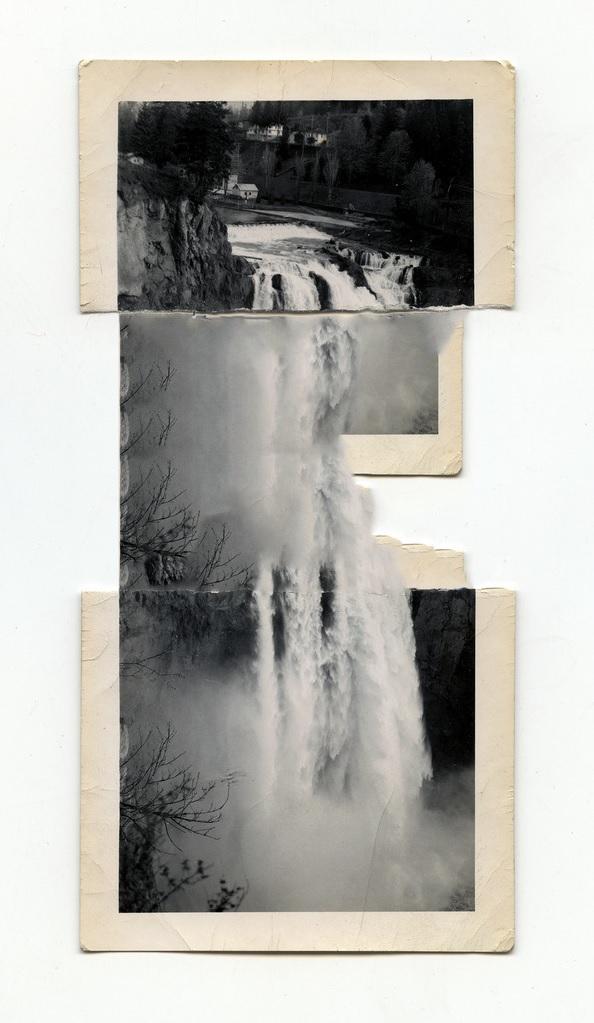 nearlya: Joe Rudko. 2012, found photograph, digital manipulation Artists on Tumblr