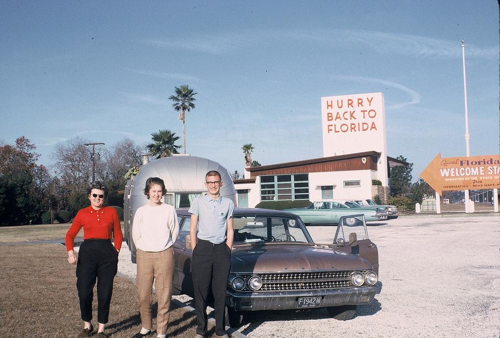 memories65: Florida State line , December 1963