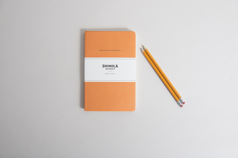 I have a thing for new blank notebooks, I can't get enough.