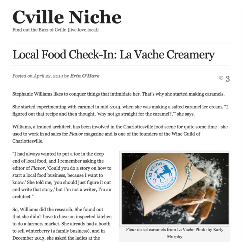Cville Niche