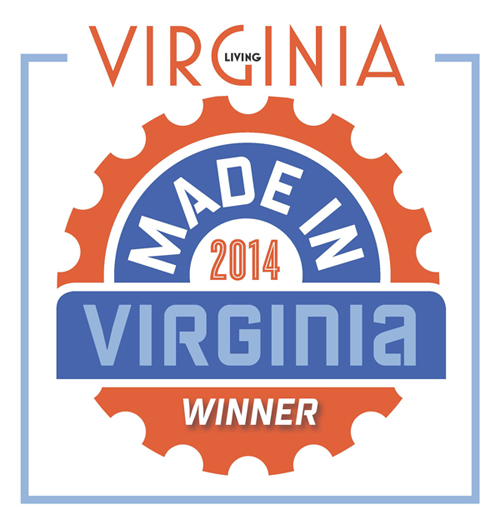 Virginia Living Made in VA Awards 2014