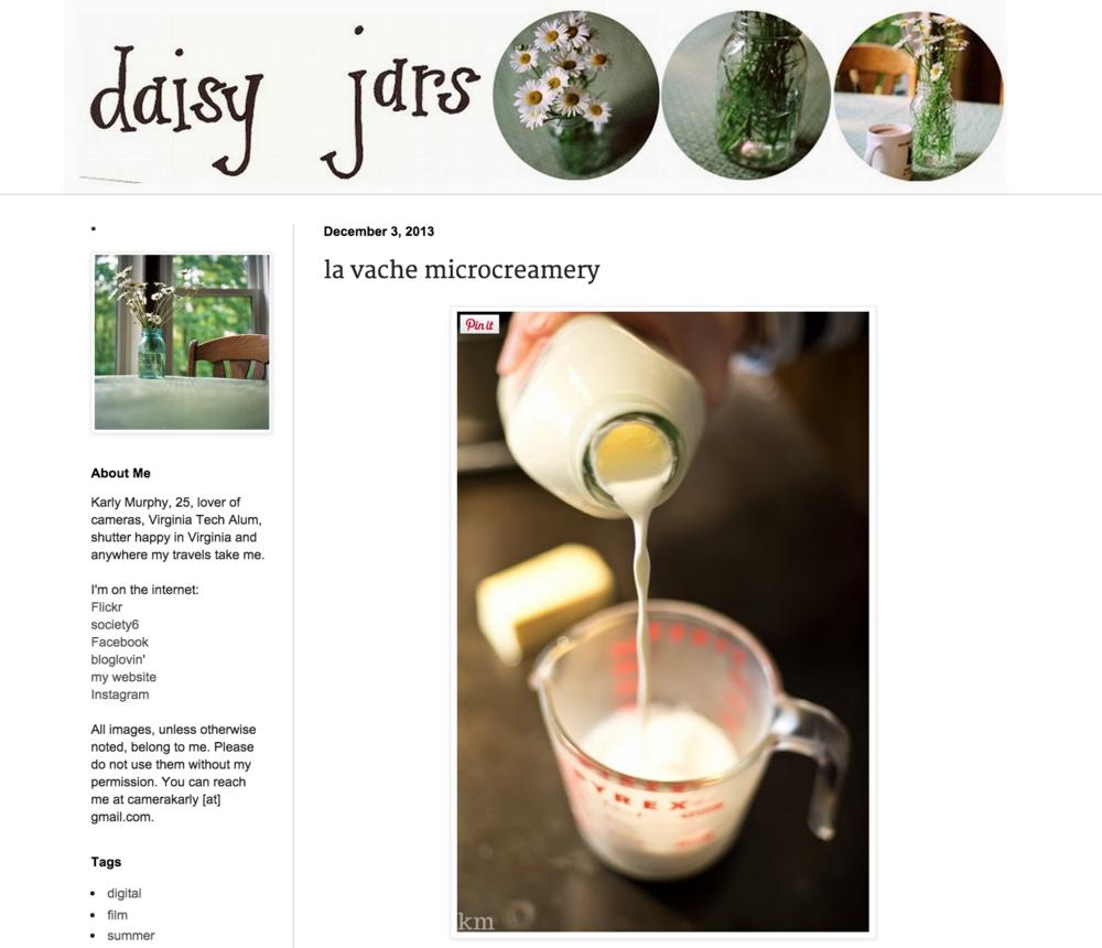 Daisy Jars