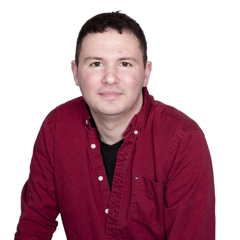 Chris Grech - Warehouse Technician