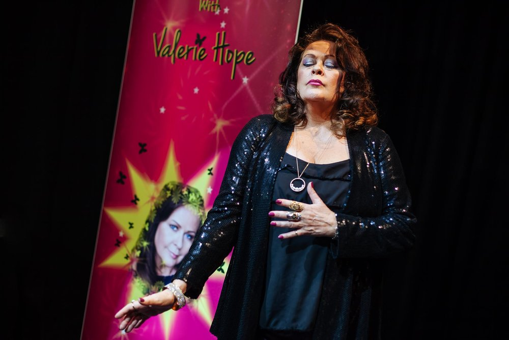 Kate Robbins as Valerie Hope