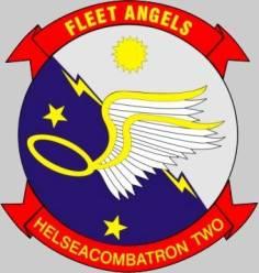 Senior Chief John A Morrison: Fleet Angels Helseacombatron Two