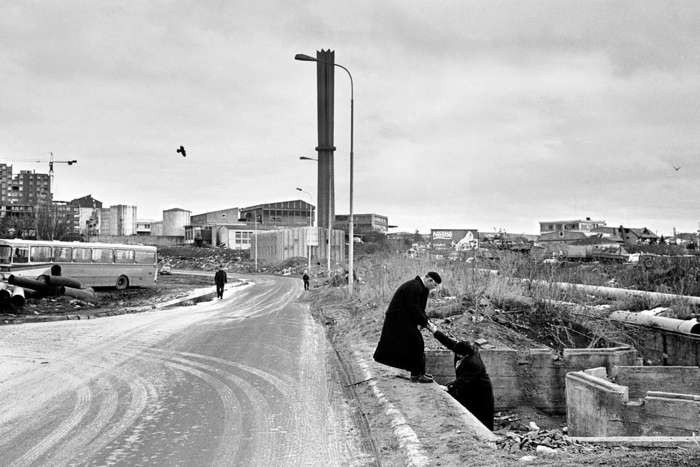 Pristina, Kosovo, 2001
