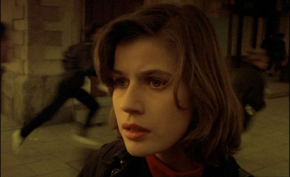 Just finished watching Double Life of Veronique for the first time in quite a while. Still mesmerizing and mysterious, definitely the quintessential  Kieslowski  film. It has such a dream quality, the color palette with all those rich greens and reds. Every image is simply beautiful. And of course Irene Jacob…    For those who haven't seen it, a short synopsis is  here , and an old NYT review  here .