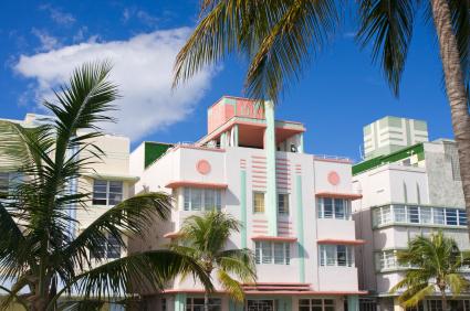 Interiors by Steven G. in Miami, Florida.