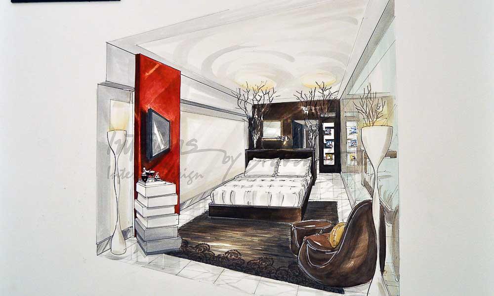 LW 12 Hotel Room