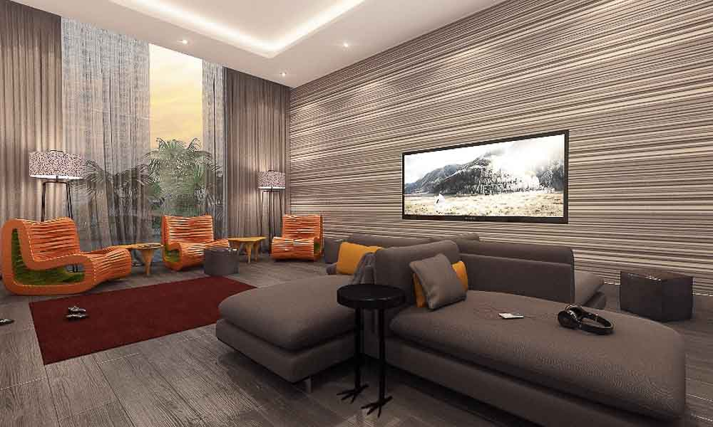 LW 10 Teenage Room Marina Palm Yacht Club & Residences