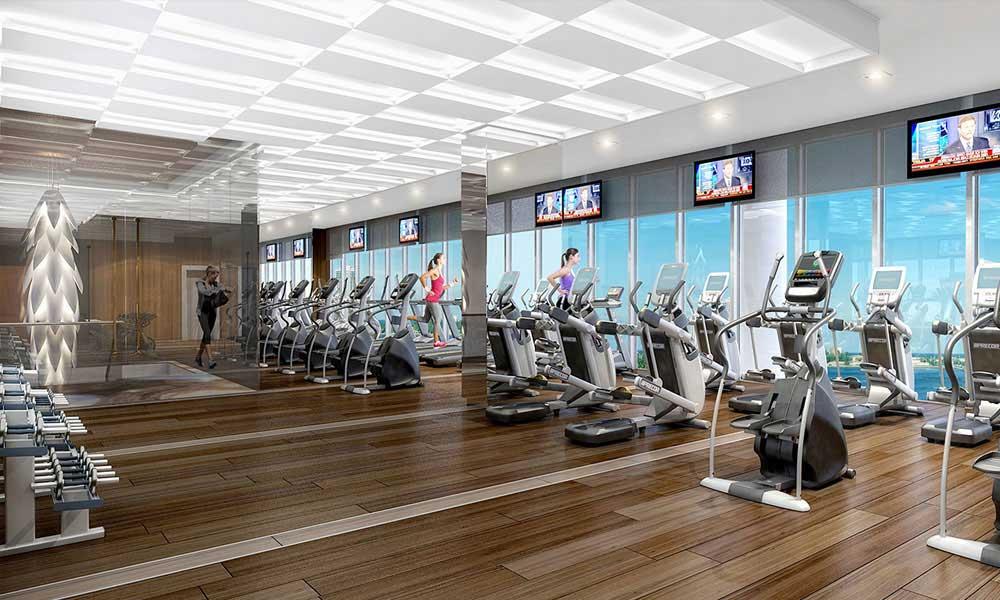 LW 3 Pri√e Fitness Center